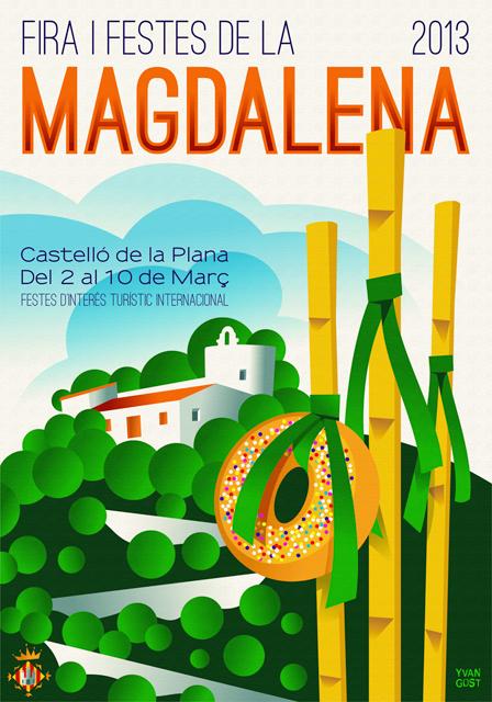 fiestas magdalena 2013