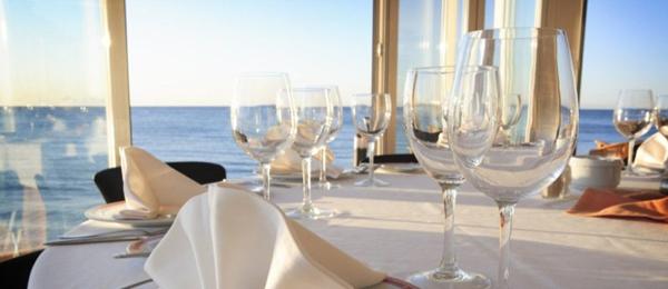 Elegir donde cenar si sales de viaje